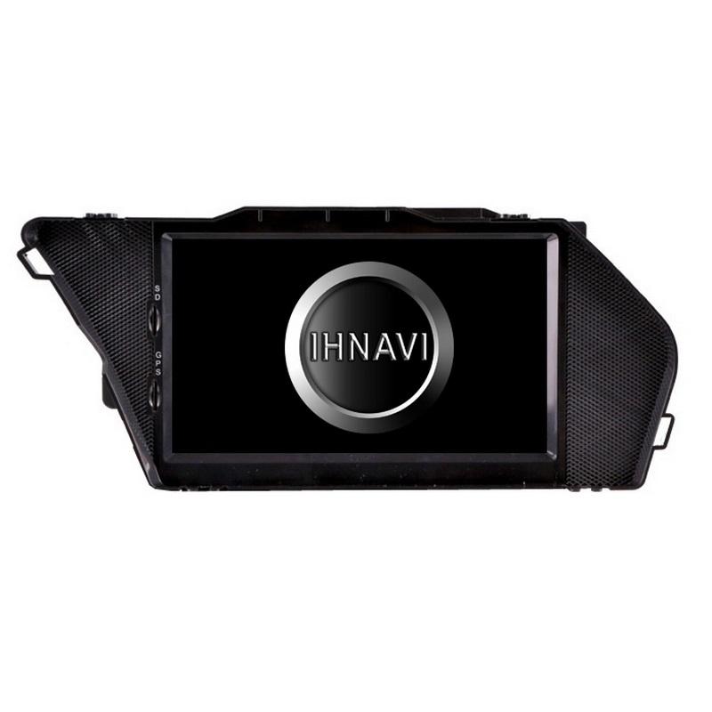 Navegador 7´´ para Mercedes GLK Cuadrado. Titanium 200 – A4.4.4, 4 Core, 1+16
