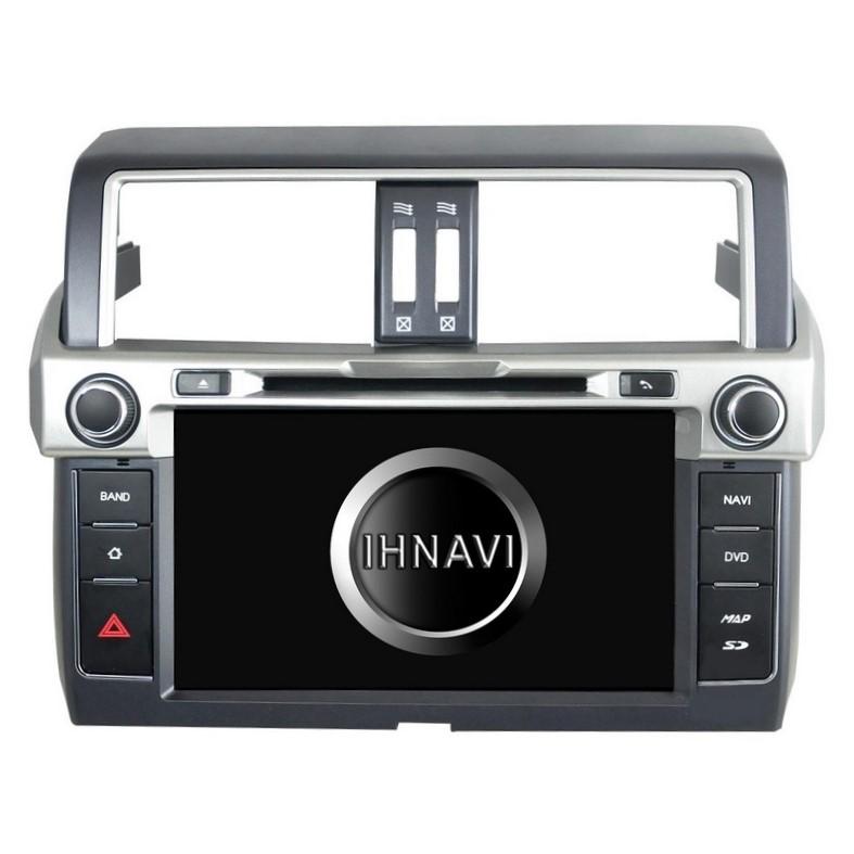 Navegador 7´´ para Toyota Land Cruiser J15. Excellent 100 - WINCE