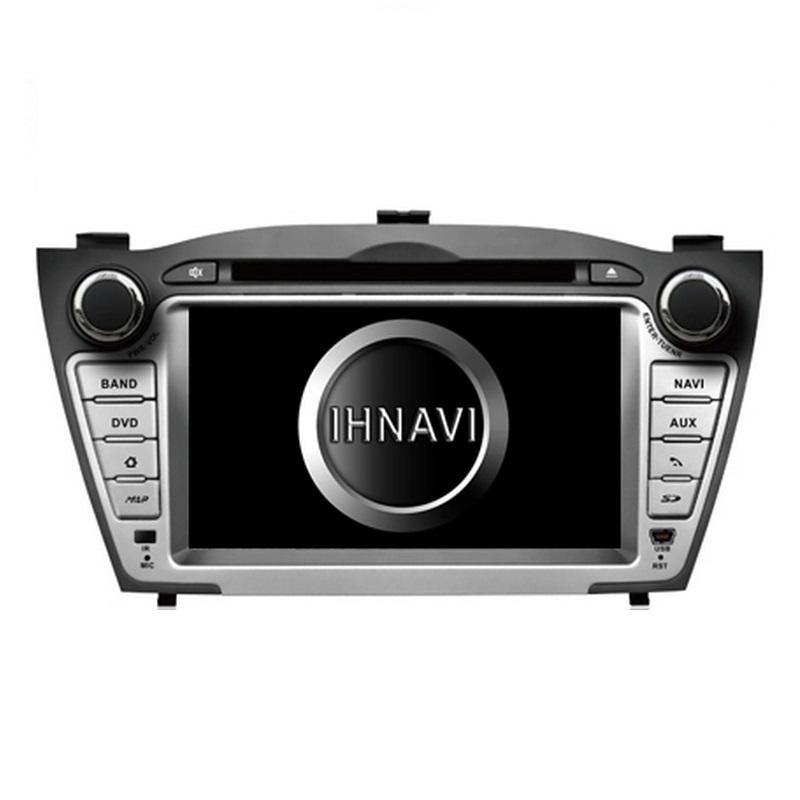 Navegador 8´´ para Hyundai IX35 +2014. Excellent 200 – A4.4.4, 4 Core, 2+16