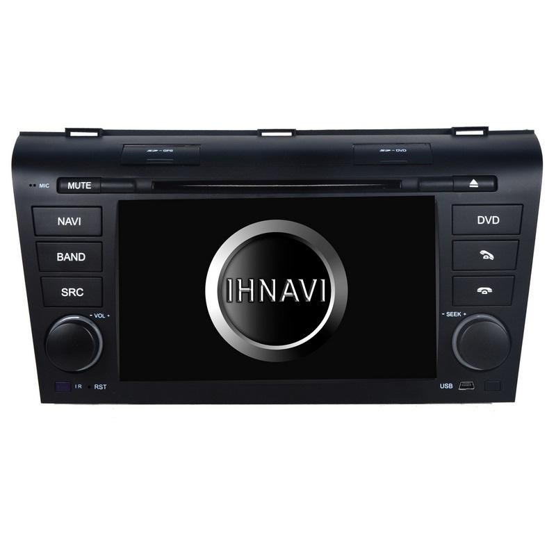 Navegador 8´´ para Mazda 3 2003 a 2009. Excellent 200 – A4.4.4, 4 Core, 2+16