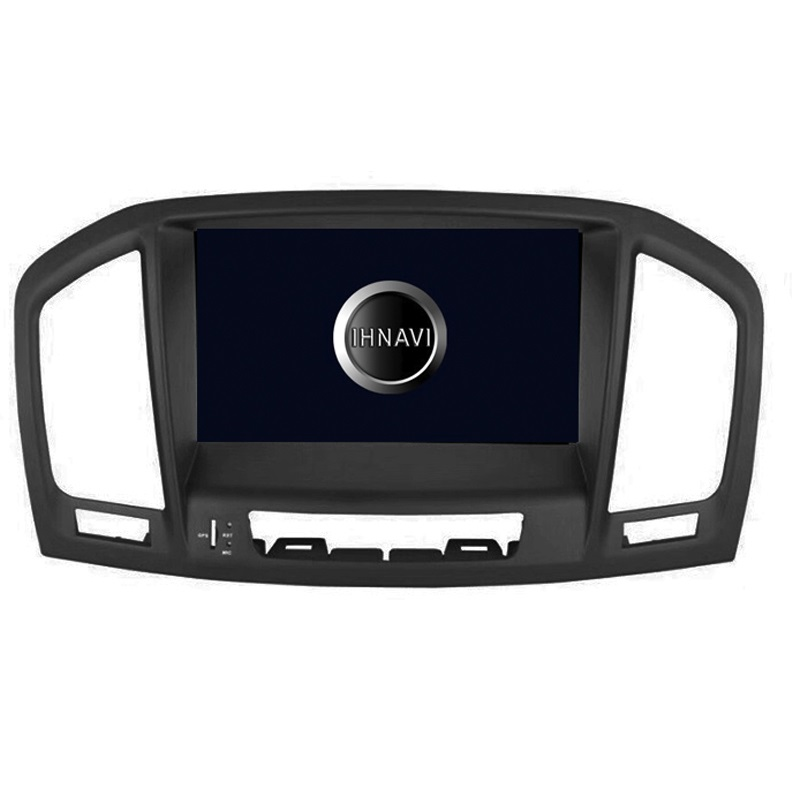 Navegador 8´´ para Opel Insignia A Negro. Brilliant 200 – A4.4.4, 4 Core, 1+16
