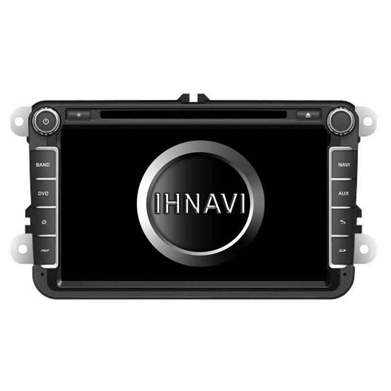 Navegador 8´´ para grupo VAG. Excellent 200 – A4.4.4, 4 Core, 2+16