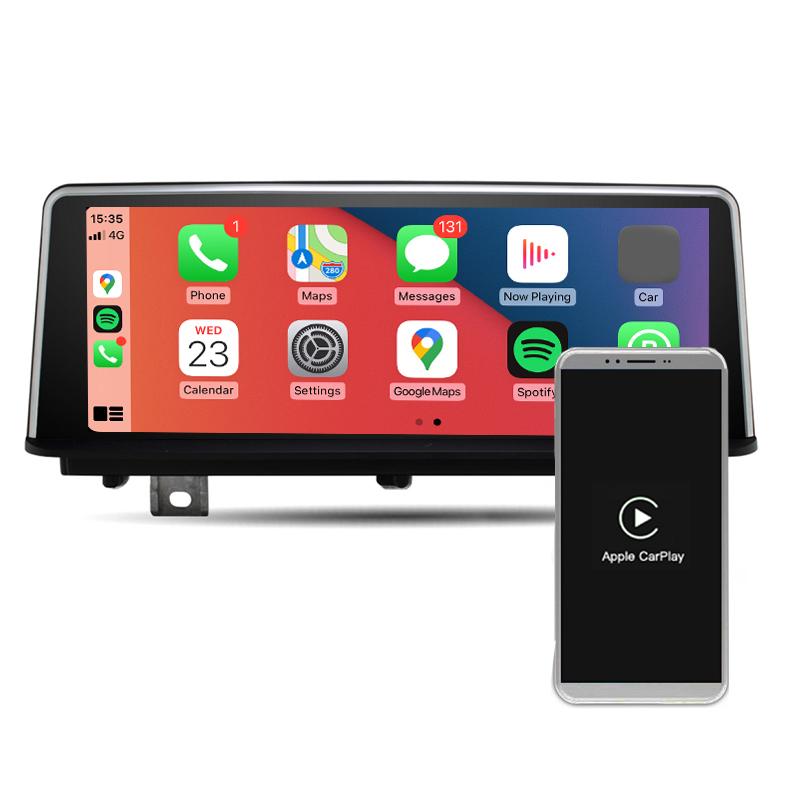 Navegador 8,8' para BMW Serie 1 F20/F21. Carplay Wireless / Android Auto