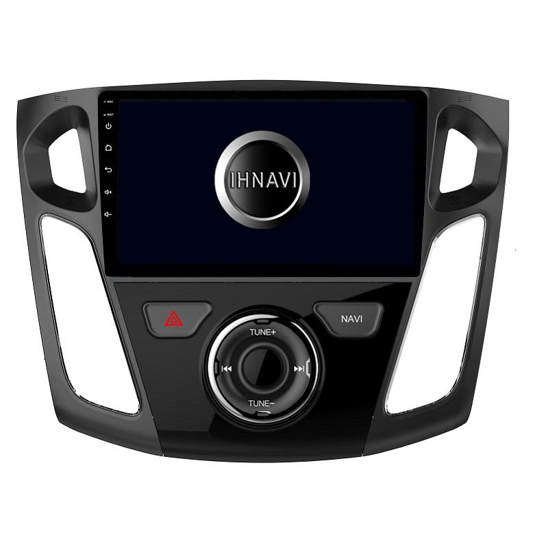 Navegador 9´´ para Ford Focus III. Excellent 300 – A10, 8 Core, 4+32