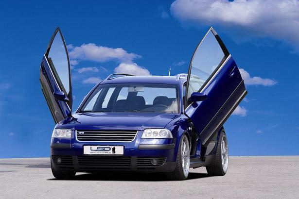 PUERTAS VERTICALES LSD VW PASSAT 3B,3BG