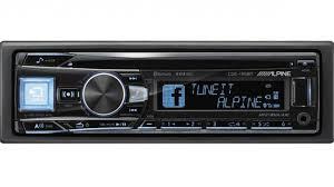 RADIO CD ALPINE BLUETOTH