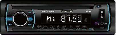 RADIO CD CON USB CORVY