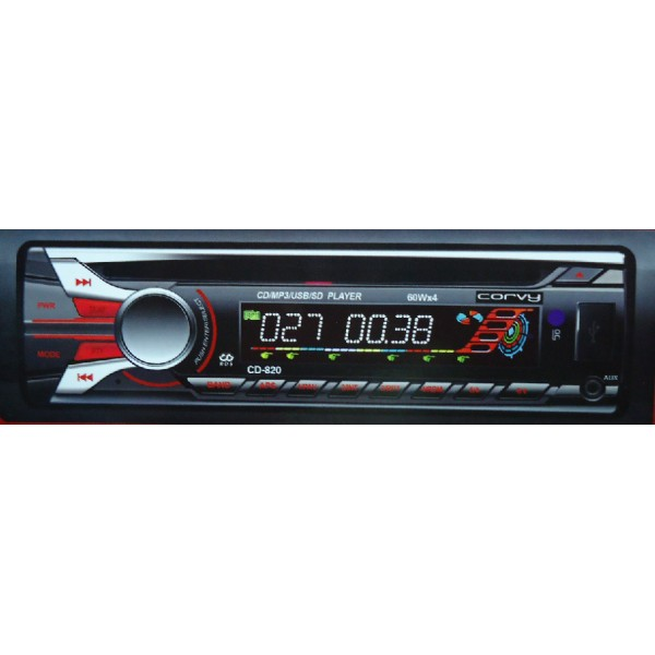 RADIO CD CORVY CON USB CD SD