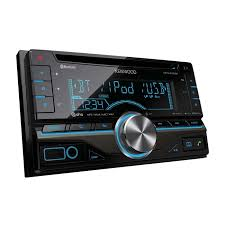 RADIO CD DOBLE DIN KENWOOD