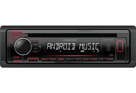 RADIO CD KENWOOD 2018