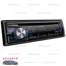 RADIO CD KENWOOD BT, USB