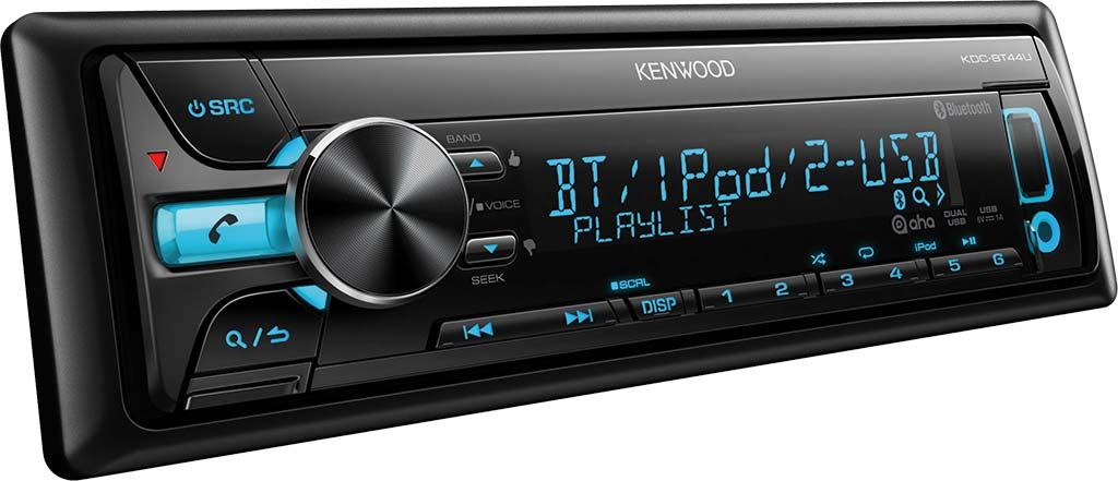 RADIO CD KENWOOD USB BT