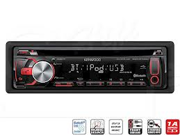 RADIO CD KENWOOD USB+BLUETOOTH