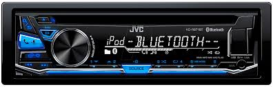 RADIO CD MP3 USB JVC