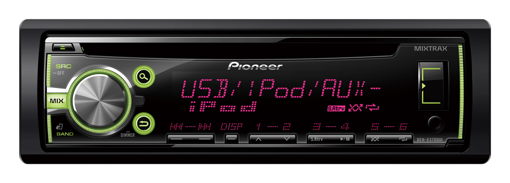 RADIO CD PIONEER GAMA 2015