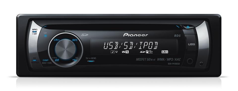 RADIO CD PIONEER MOL. DEH-P4100