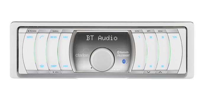 RADIO CD+BLUETOOHT CLARION FB278RBT