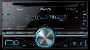 RADIO DOBLE DIN KENWOOD 2016