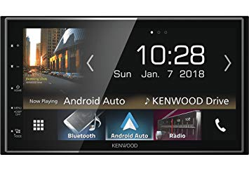 RADIO DOBLE DIN KENWOOD 2019