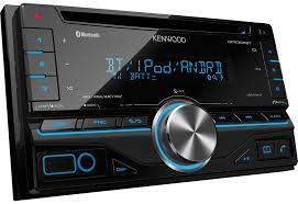 RADIO DOBLE DIN KENWOOD