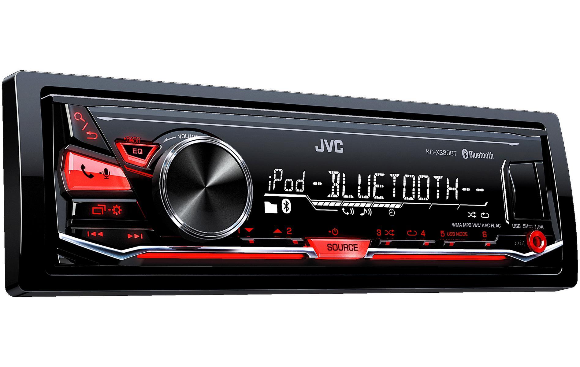 RADIO JVC COMPLETO
