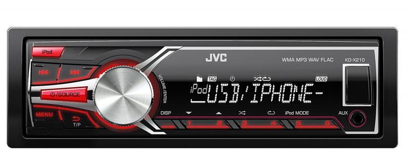 RADIO JVC USB