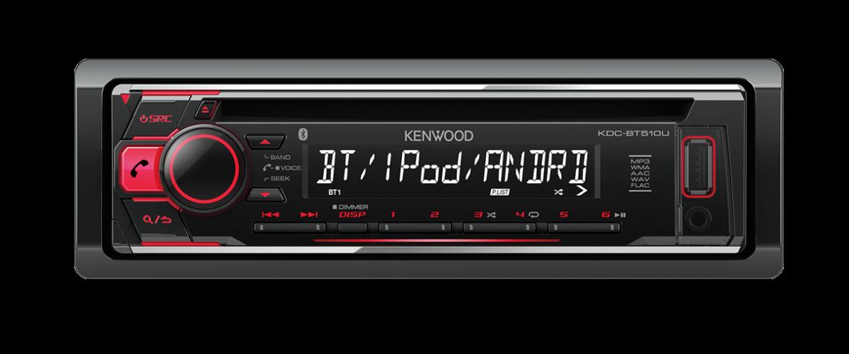RADIO KENWOOD 2017 KE