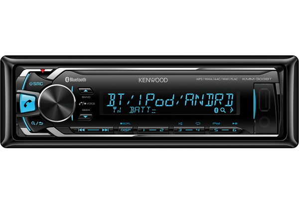 RADIO KENWOOD BLUETOOTH