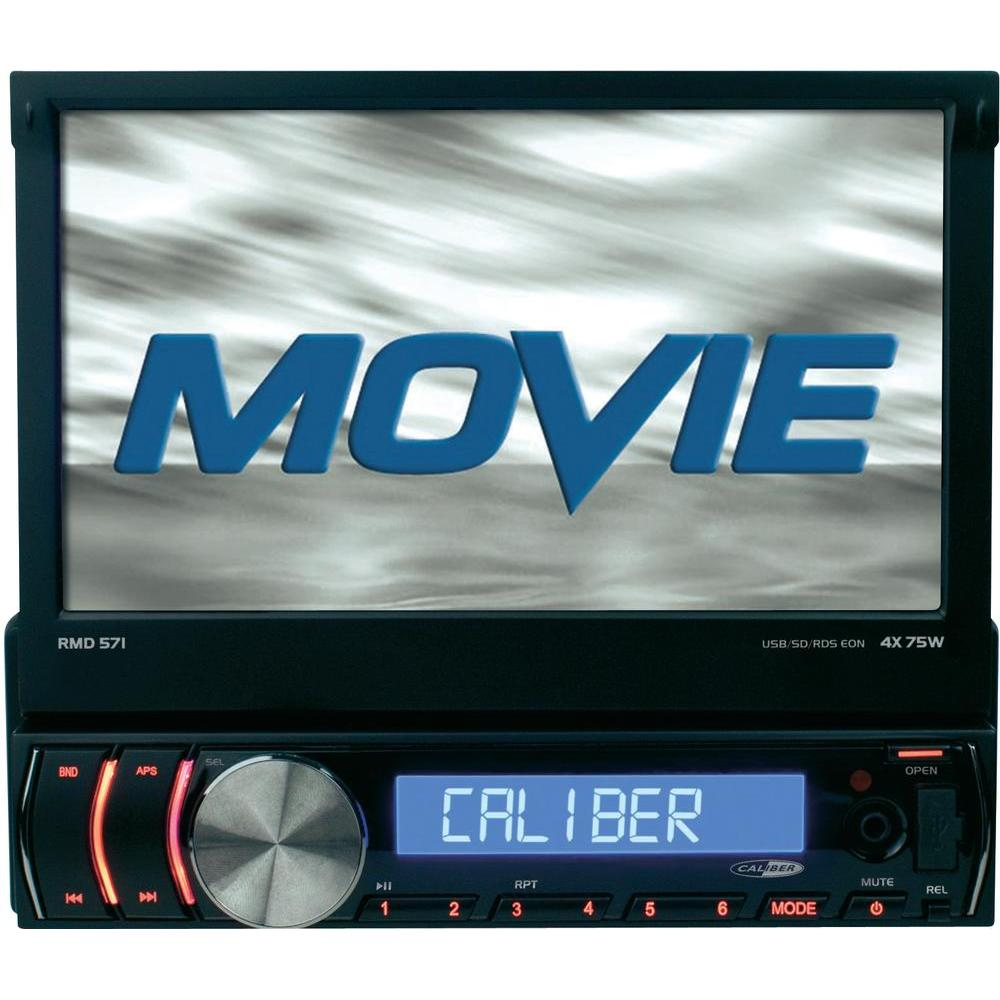 RADIO MONITOR CALIBER MP3 USB SD