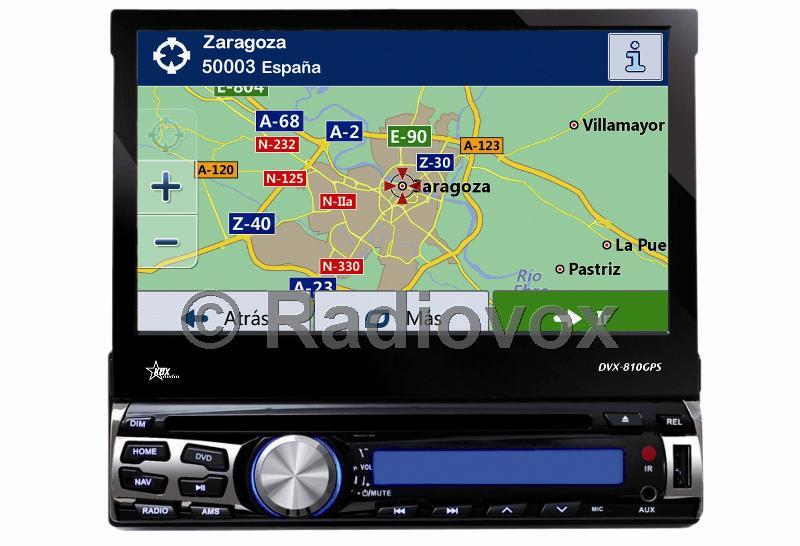 RADIO MONITOR DVD /BT/USB GPS