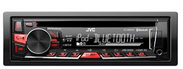 RADIO USB CD JVC