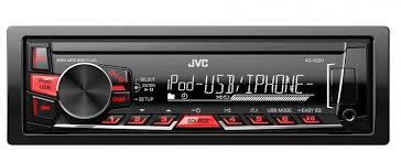 RADIO USB JVC