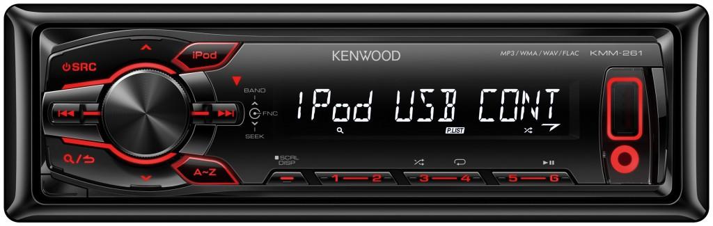RADIO USB KENWOOD