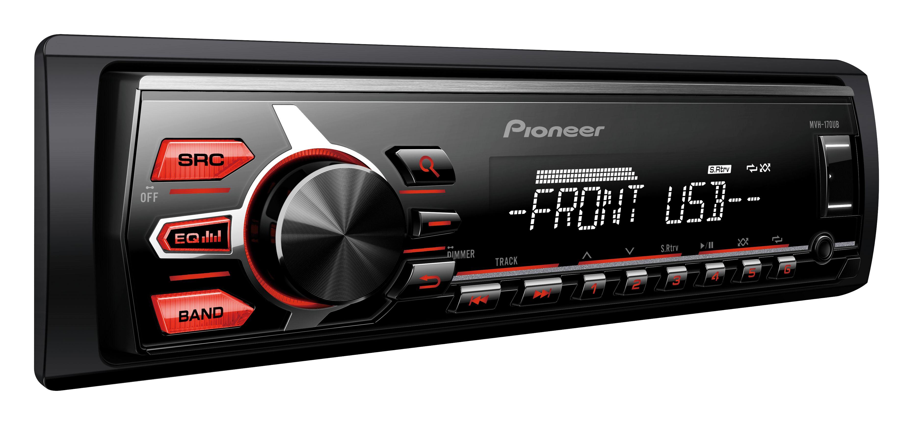 RADIO USB PIONEER 2015