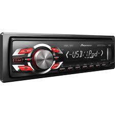 RADIO USB/IPOD SIN MAQUINARIA PIONEER