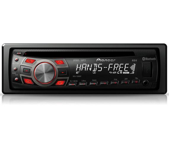 R/CD IPOD/USB/MP3
