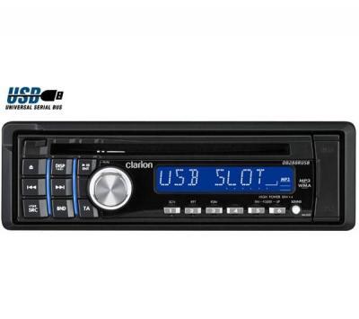 R/CD MP3 USB CLARION