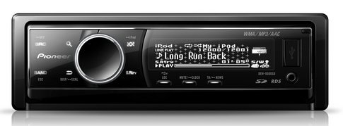 R/CD PIONEER SD/IPOD/USB/MP3