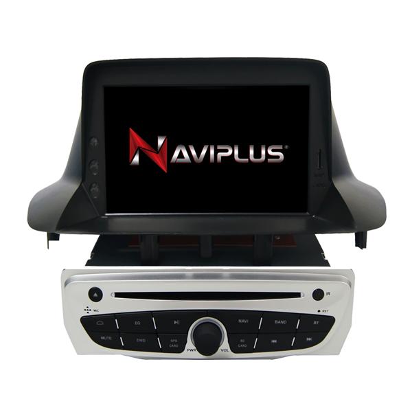 SISTEMA DE GPS ANDROID MEGANE III (2003/2008)