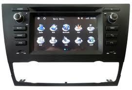 SISTEMA GPS OEM CON TDT BMW E90 SERIE 3