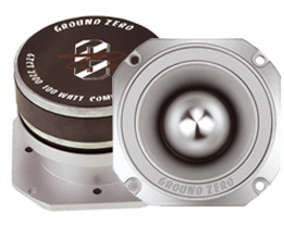 TWEETER 44MM.25WRMS COMPETITION UNIDAD