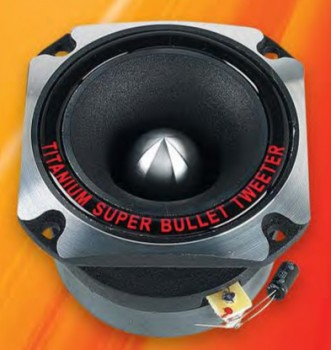 TWEETER SUPER TITANIUN SPOOK